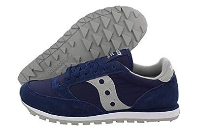 Saucony Originals Men's Jazz Low Pro Leather Sneaker