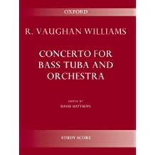 Concerto for bass tuba and orchestra: Study score