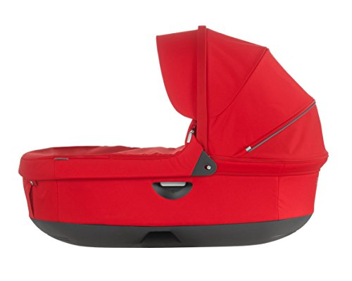 Stokke Crusi Carry Cot - Red by Stokke