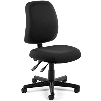 Amazoncom Boss Office Products B315BE Perfect Posture Delux