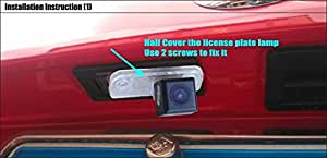 BEIBEIKA for Chrysler Crossfire/ Neon/ PT Cruiser Rear View Camera / Back Up Parking / HD CCD Night Vision Waterproof 170 Degrees