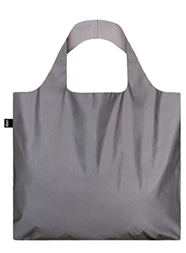 Bag Village East - LOQI Reflective Bag, Silver