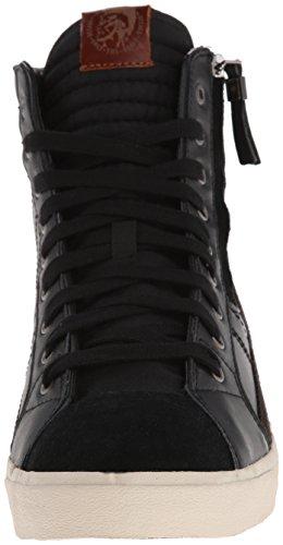 uomo Black Sneaker Diesel Diesel Sneaker q118zwU