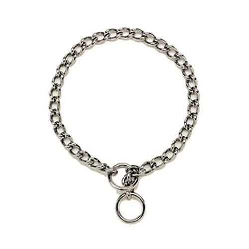 Coastal Pet 05520 A G2016 Chain Dog Collar, 16-Inch