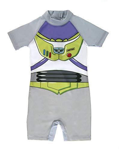 (Boys Toy Story Buzz Lightyear Sun Suit Swimwear 3-4 Years)