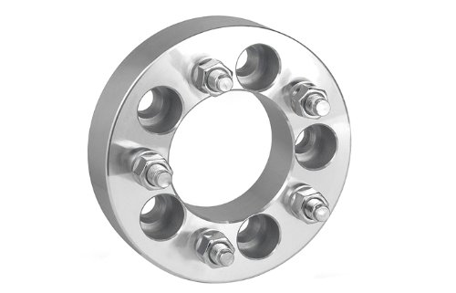 4 Toyota Tundra Wheel Spacers Adapters 1.5 inch thick fits ALL 5 Lug Tundra Models by easywheel (Image #2)