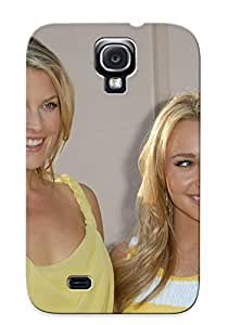 Hot RQOukKm1244SRZRe Case Cover Protector For Galaxy S4- Ali Larter And Hayden Panettiere