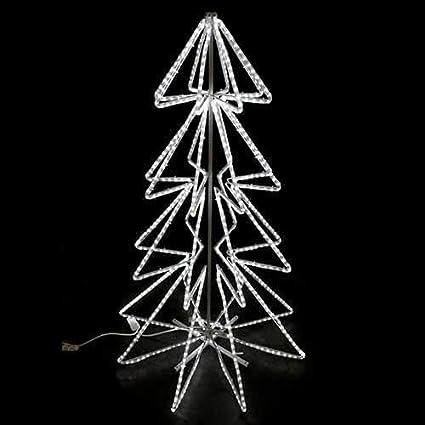 2 LED Rope Light Christmas Tree Motifs ((2X) Cool White) - Amazon.com: 2 LED Rope Light Christmas Tree Motifs ((2X) Cool White