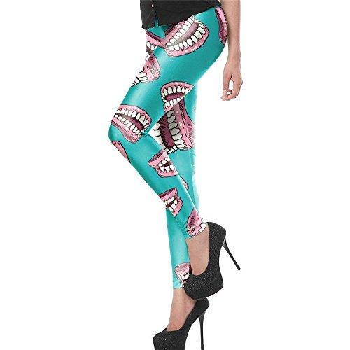 MAYUAN520 Extérieur femelle portent des pantalons Pantalons Crayon mince significativement printemps collants pant