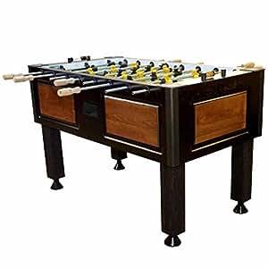Tornado worthington foosball table solid wood foosball table sports outdoors - Used tornado foosball table ...