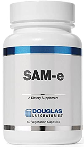 Douglas Laboratories® - SAM-e - Support for Joints, Liver, Neuotransmitter, Mood, and Methylation* - 60 - Douglas Labs Added Protection