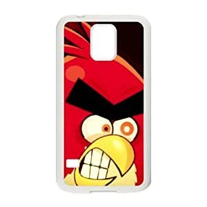Angry Birds For Samsung Galaxy S5 I9600 Csae protection phone Case FX215466