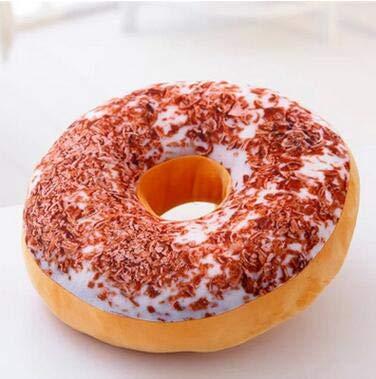 rngwxigfmrwj Juguete de Felpa, Donuts 3D Almohada Forma ...