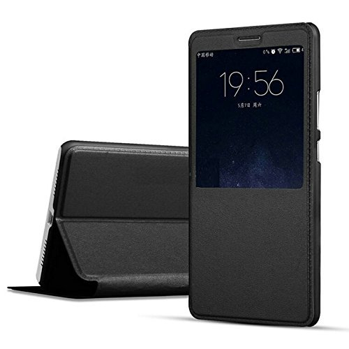 Helix Leather Flip Cover for Mi Max 2 Mobile Accessories