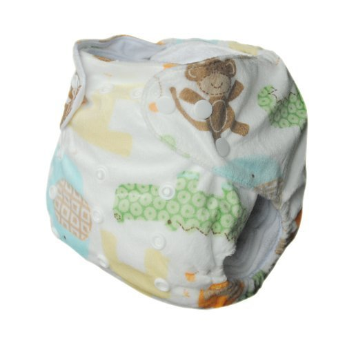Amazon.com : CozyBaby for Girl 6pcs Pack Fitted Adjustable One Size Pocket Cloth Diaper Nappies with 2 Inserts Each : Baby