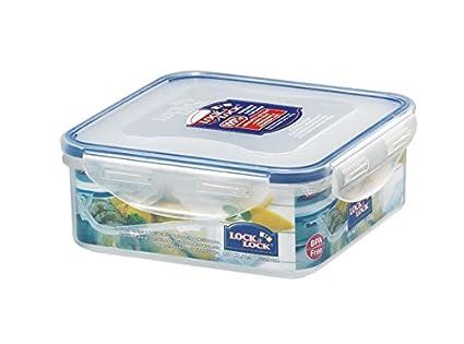 LOCK U0026 LOCK Square Water Tight Food Container, ...