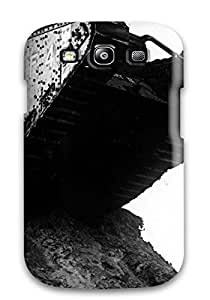 9868350K75707515 Hard Plastic Galaxy S3 Case Back Cover,hot Tank Case At Perfect Diy