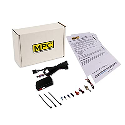 MPC Factory OEM Remote Activated Plug and Play Remote Start Kit for Jeep Wrangler 2007-2018 - Firmware Preloaded