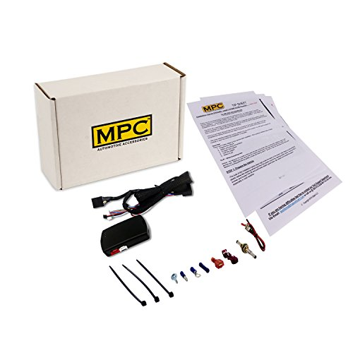 MPC Factory OEM Remote Activated Plug and Play Remote Start Kit for Jeep Wrangler 2007-2018 - Firmware ()