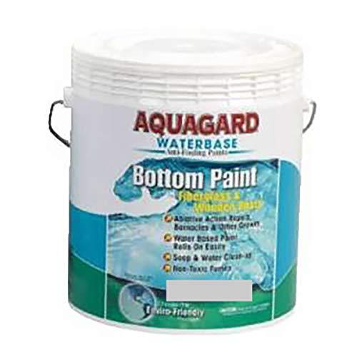 Aquagard Waterbased Anti-Fouling Bottom Paint - 1Qt - Shark White
