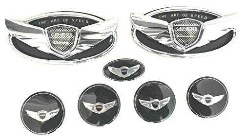 Exotic Store 7 Pieces 2010-2017 Fit for Hyundai Genesis