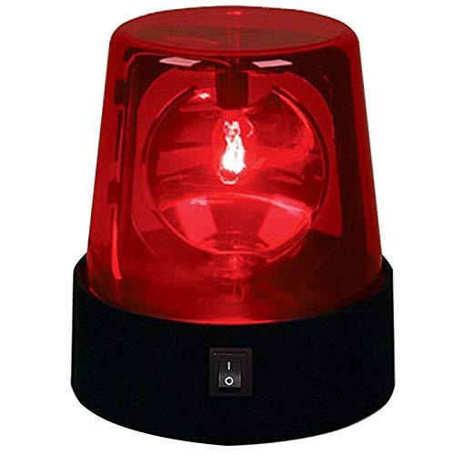 LED Strobe Light, 360 graden Roterende DJ Knipperend Podium Effect Batterij Aangedreven Strobe Licht met Schakelaar…
