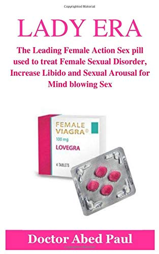 Lady Era: The Leading Female Action Sex pill used