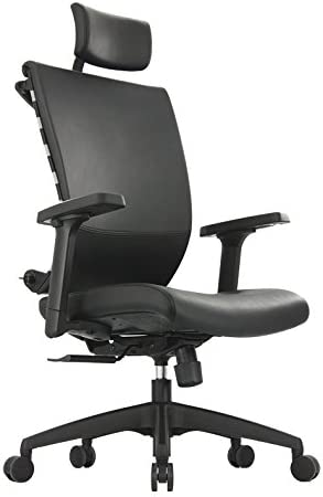 ApexDesk SKC-PU4 chair Black PU Leather