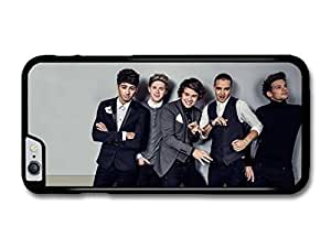 "AMAF ? Accessories 1D One Direction Gang Funny Smiling case for iPhone 6 (4.7"")"