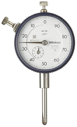 Made in USA 2 Inch Diameter Magnetic Drop Indicator Back Use with Mitutoyo; P...
