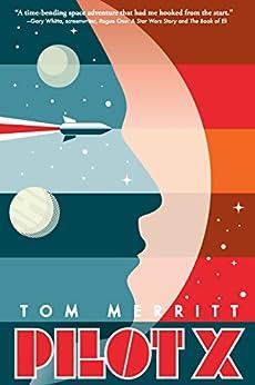 Pilot X by [Merritt, Tom]