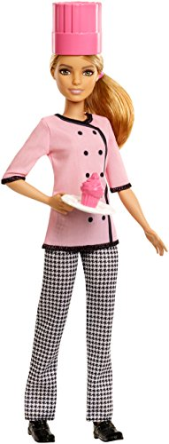 Barbie Careers Cupcake Chef - Playset Barbie Bakery
