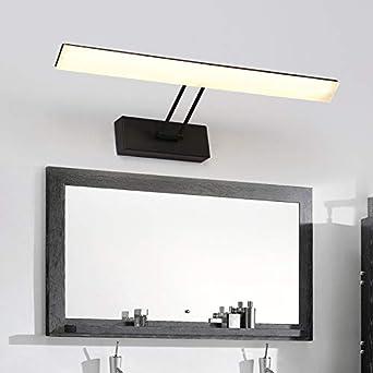 Salle de bains miroir lampe miroir spot étanche salle de bains salle ...