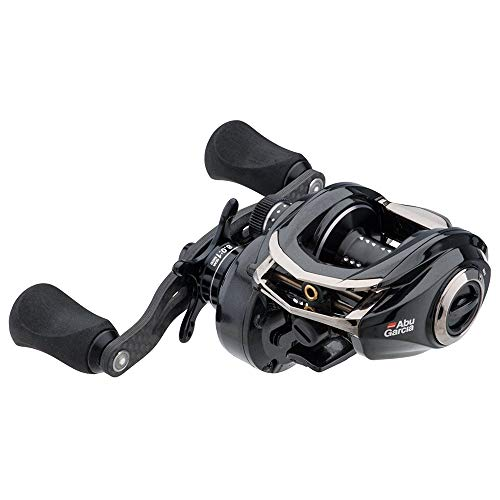 Abu Garcia Revo MGX Low Profile Baitcast Reels Low Profile