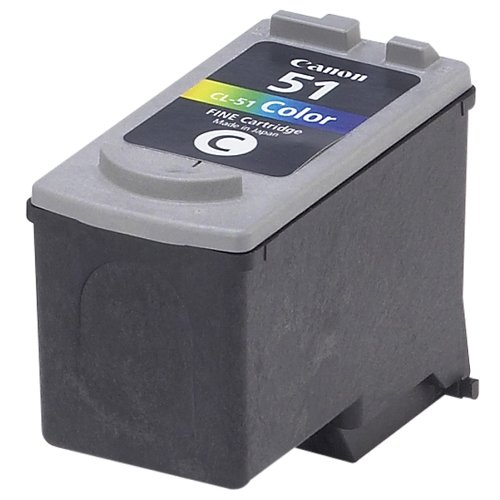 Canon CL-51 High-Capacity Color Ink - Cl Capacity Color 51 High