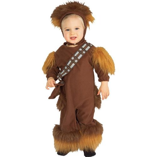 Chewbacca EZ-On Romper Costume - Infant (Star Wars Chewbacca Costume)