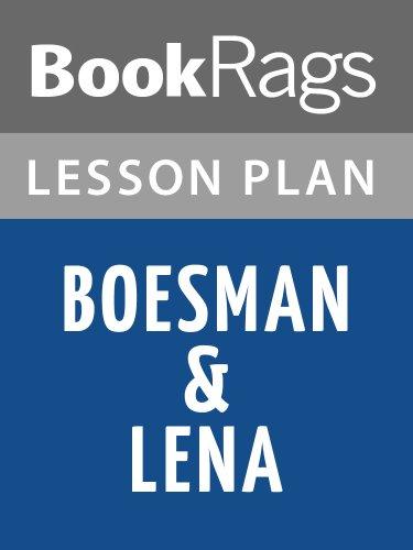 boesman and lena essay
