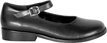 Women's Mary Jane Costume Shoes (Size: Small 5-6)