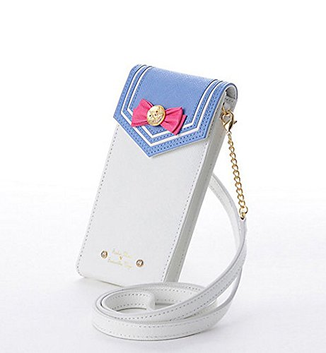 INDRESSME Sailor Moon Cell Phone Case Wallet Cute Cross-Body Bag Leather Wallets for Women