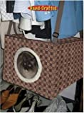 Kittywalk Closet Sleeper Royale Cat Enclosure