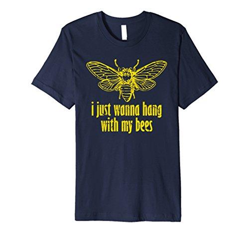 Mens BEEKEEPING Funny Bug Lover Beekeeper Halloween Costume Shirt XL (Beekeeper Halloween Costume)