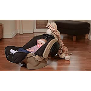 SleepyBobo Portable Automatic Car SeatCribBouncer Rocker Gerry The Giraffe
