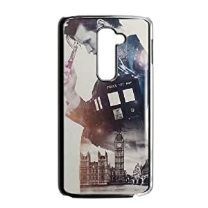 Doctor Who LG G2 Cell Phone Case Black yyfabc_956158