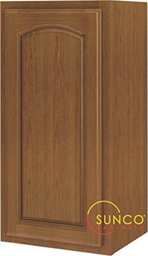 15″x30″Oak Wall Cabinet
