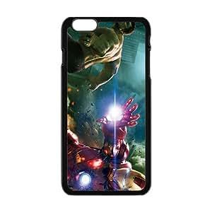 Wish-Store the avengers hulk and ironman Phone case for iPhone 6 plus Kimberly Kurzendoerfer
