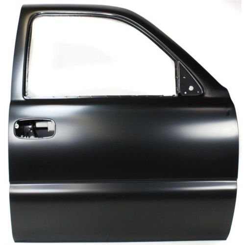 MAPM - FRONT PASSENGER SIDE DOOR SHELL; WITHOUT HINGES AS OE SELLS THEM - GM1301118 FOR 1999-2007 GMC Sierra 1500 Classic (Cadillac Escalade Front Door Shell)