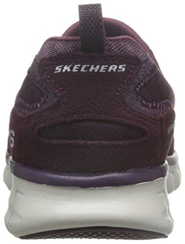Skechers DLites - Me Time, Baskets Sportives Femme gris (GYW)
