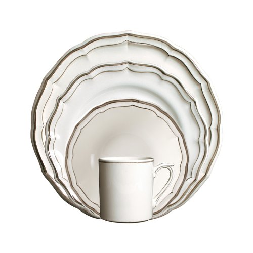 GIEN FILETS TAUPE 4 PC PLACE SETTING