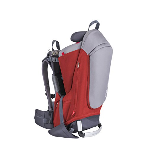 phil&teds Escape Baby Carrier, Red/Charcoal by phil&teds