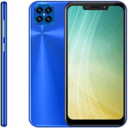 Unlocked Cell Phone ,X23,Android Smartphone, 6.11-inch IPS Full-Screen, 3GWCDMA: 850/2100MHZSIM Card, 1GB RAM 16GB ROM, 8MP+8MP, 3800mAhBattery  (Blue) WeeklyReviewer